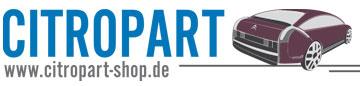 citropart-shop.de - Citroen Autoteile, Citroen Ersatzteile Autoersatzteile und Federkugeln-Logo